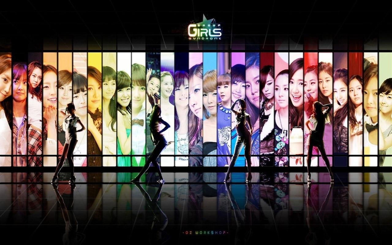 K pop   kpop 4ever Wallpaper 33571406 1280x800