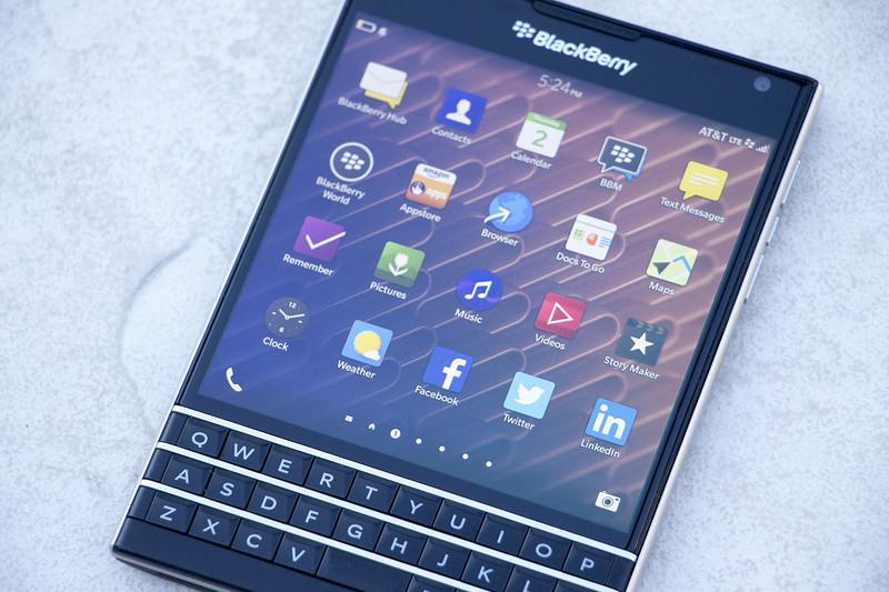 BlackBerry Passport once again in stock on Shop BlackBerry 800x533