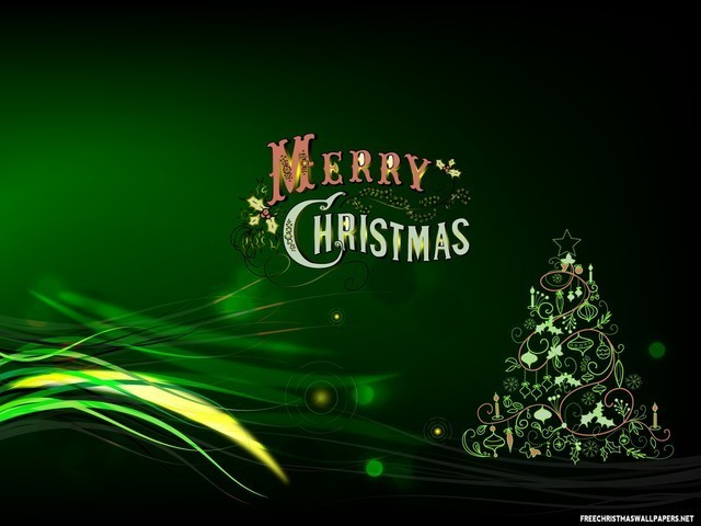 Backgrounds Wallpapers Merry Christmas Wallpaper Photos 640x480