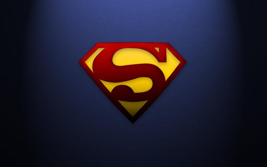 Superman Shield Wallpaper Superman dean cain logo by 900x563