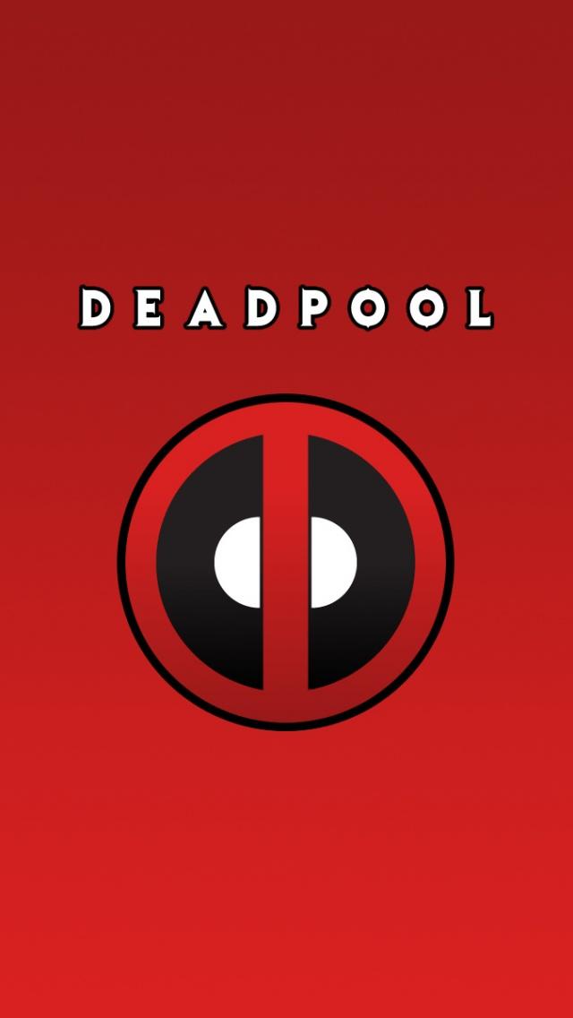 640x1136 Deadpool Iphone 5 wallpaper 640x1136
