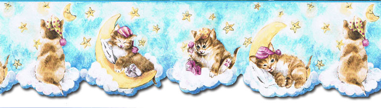 cat wallpaper border   weddingdressincom 770x219