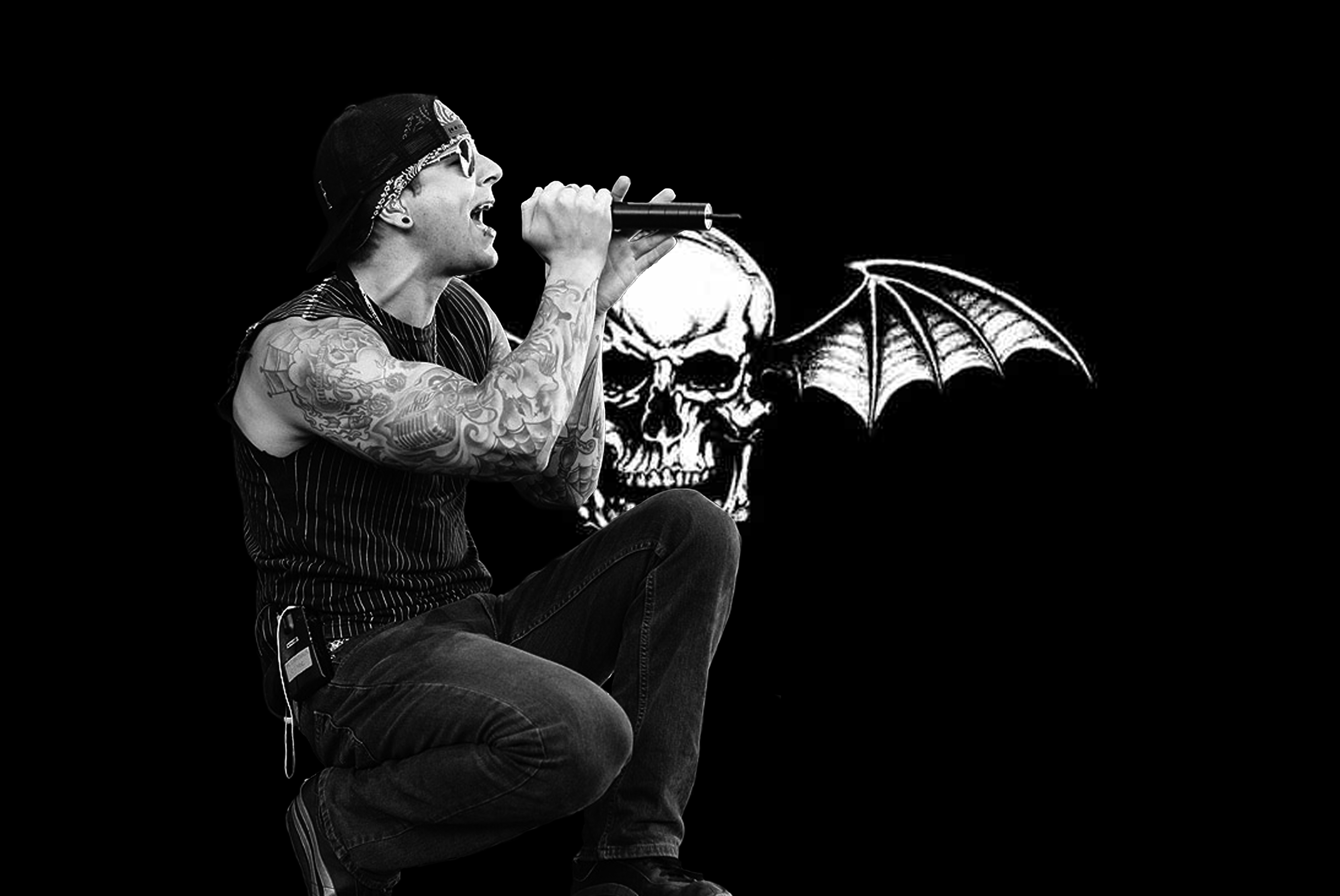 M Shadows Wallpaper wwwimgkidcom   The Image Kid Has It 3333x2229