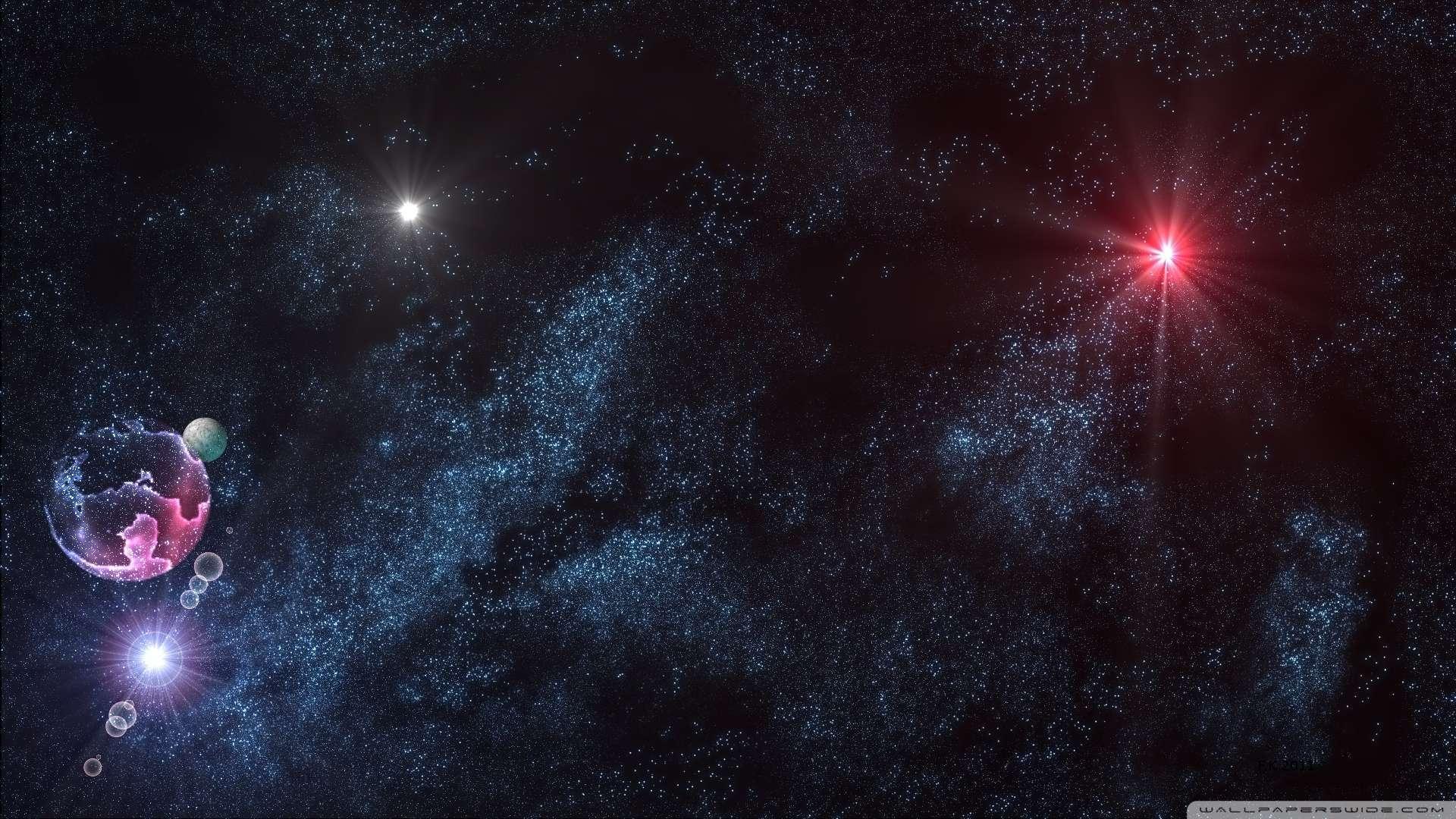 Galaxy 1080p Wallpaper - WallpaperSafari