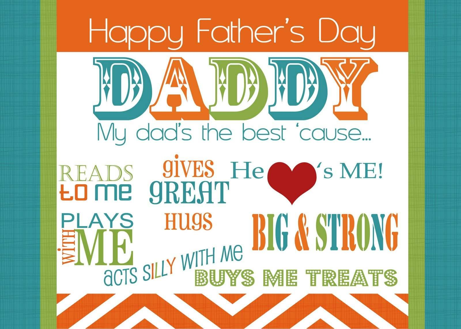 Unique and Amazing Ways to Celebrate Fathers day Happy father 1600x1143
