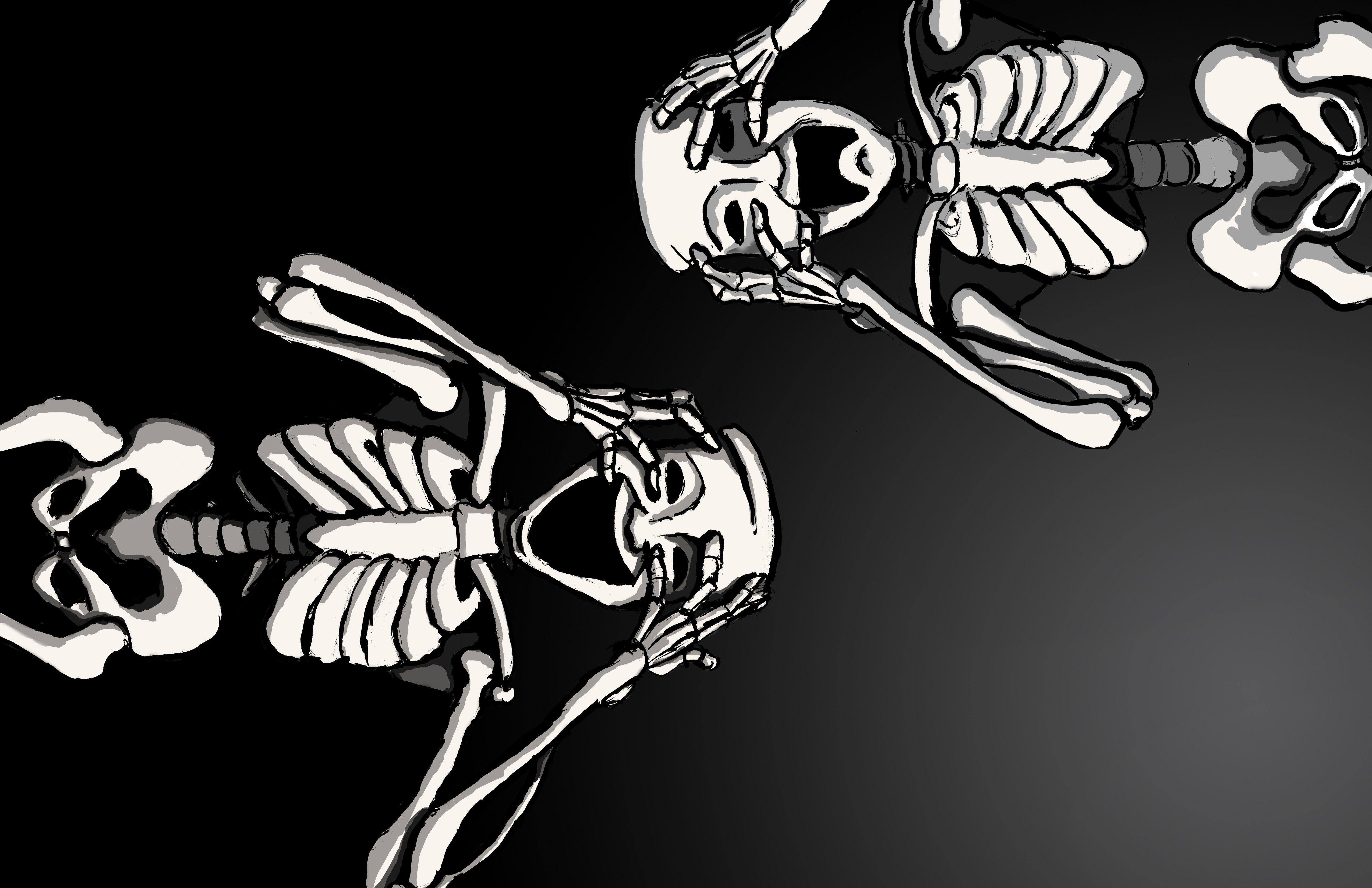 Halloween Skeleton Wallpaper.Free Download Halloween Skeleton Wallpaper Halloween