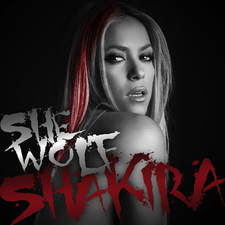 Shakira Wolf samyysandracom 900x900