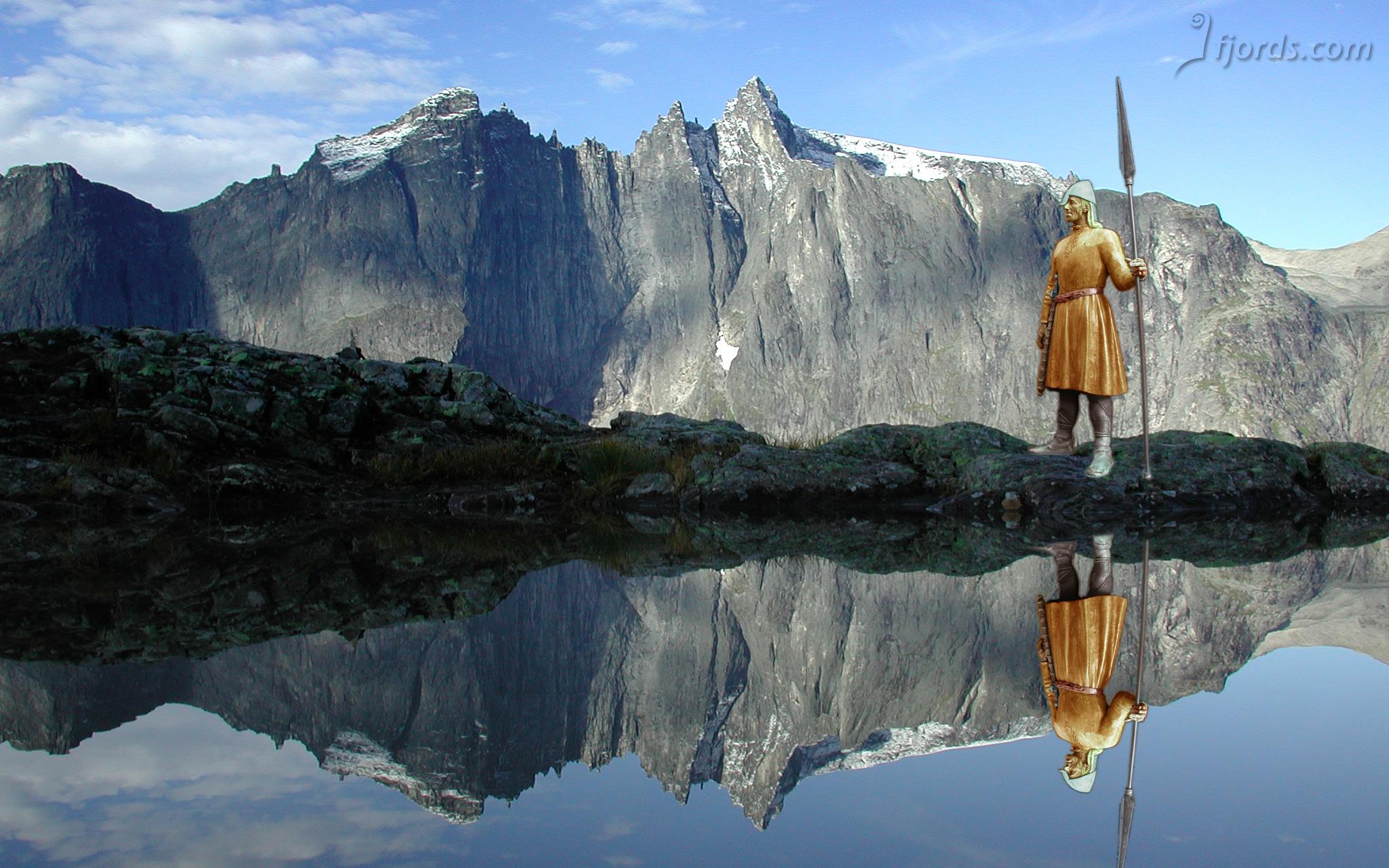 47 Viking Wallpaper Norway On Wallpapersafari