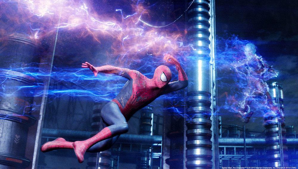 10 Gambar THE AMAZING SPIDER MAN 2 Untuk Wallpaper Desktop Anda 1000x569