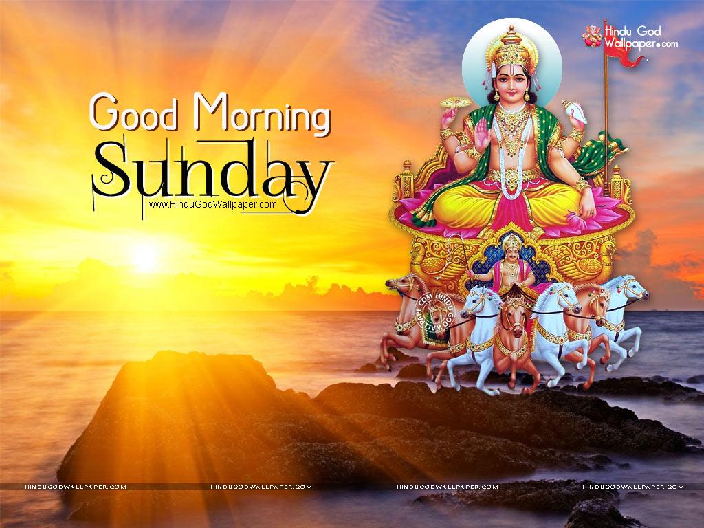 Sunday Morning Wallpaper