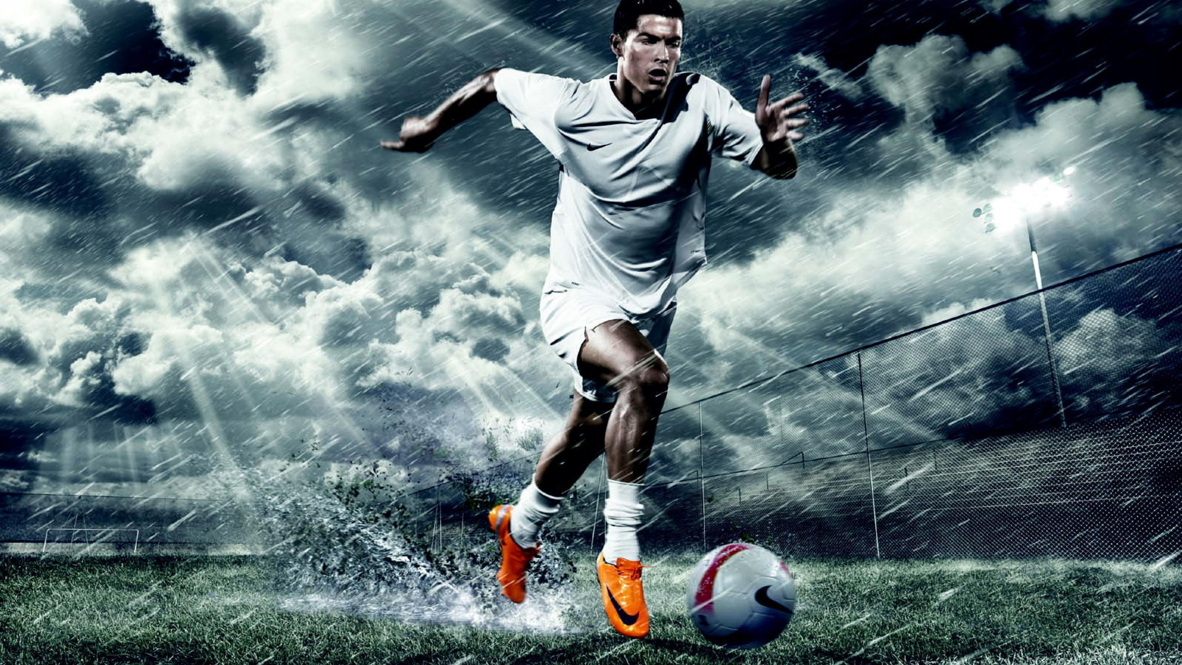 77] Ronaldo Wallpaper on WallpaperSafari 3840x2160