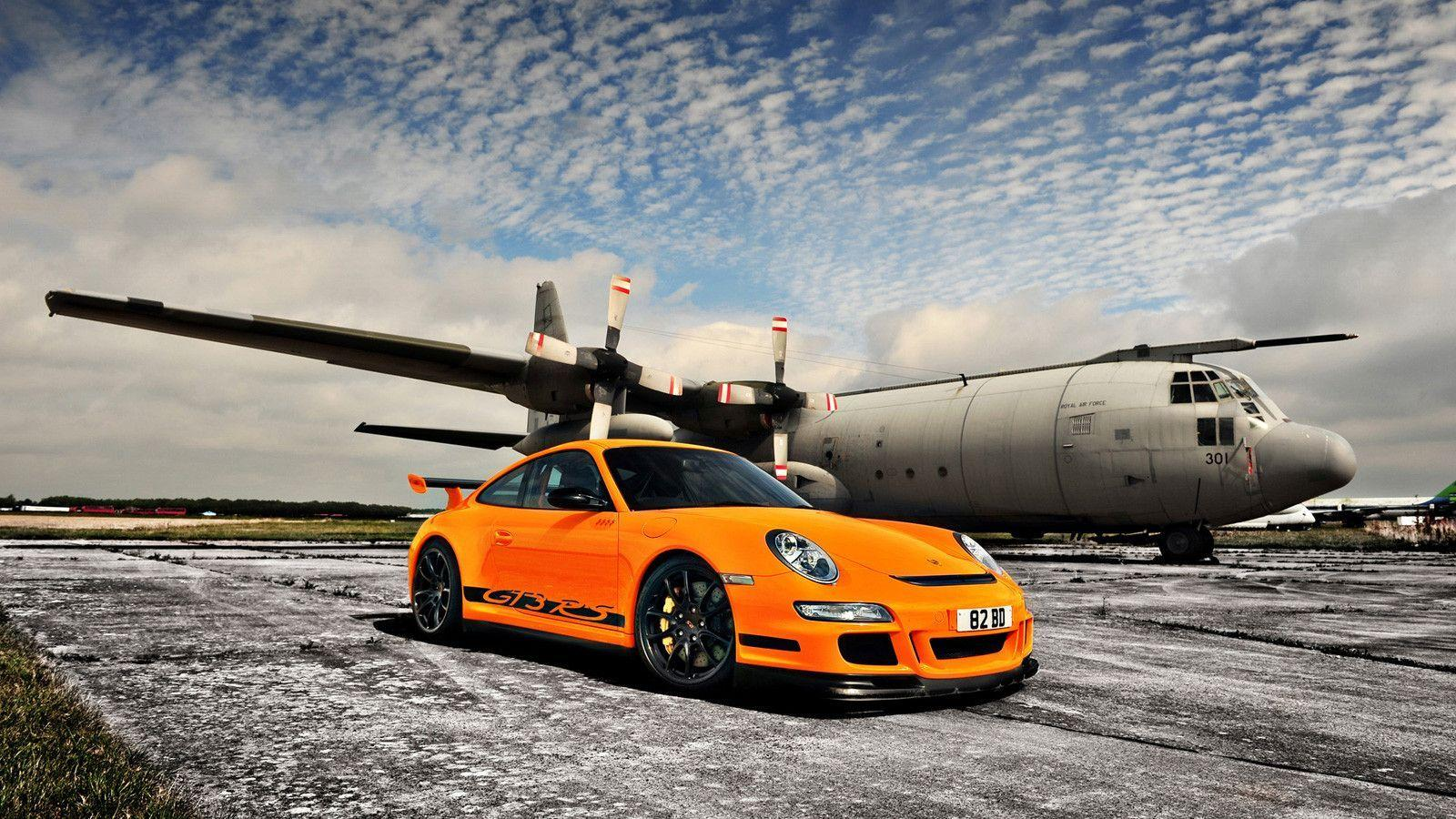 Porsche 911 GT3 RS Wallpapers 1600x900