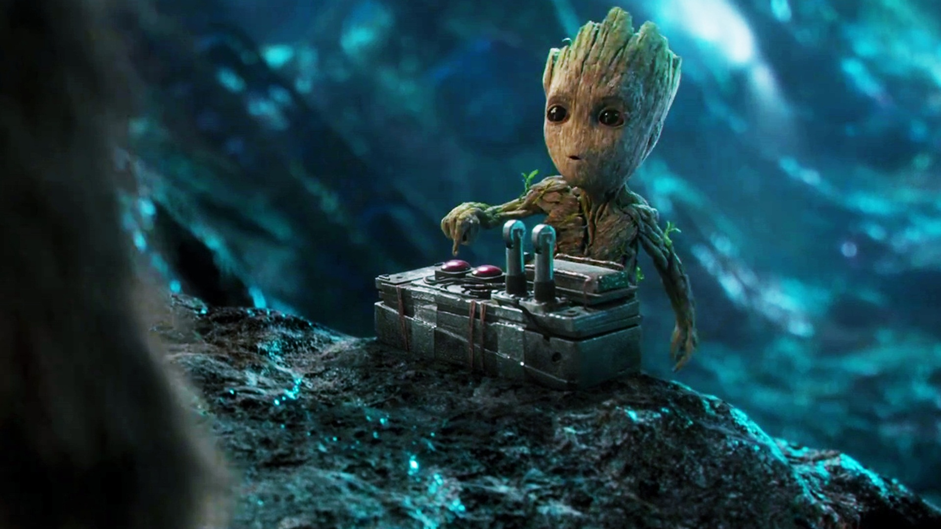 Free Download Guardians Of The Galaxy Vol 2 Groot Wallpaper 11630