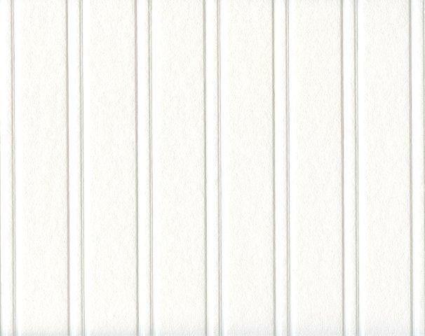 Paintable Beadboard Textured Prepasted Wallpaper 497 59016 eBay 606x480