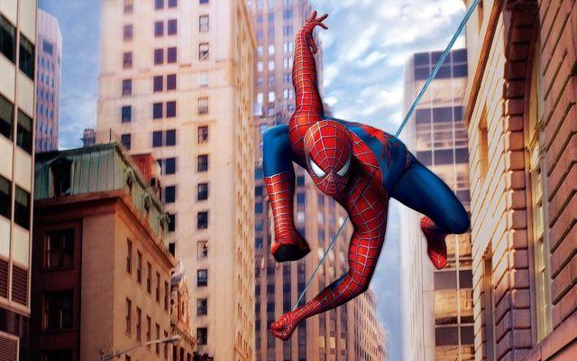 Spiderman Wallpaper Hd 1080P Superhero Arts Pinterest 640x400