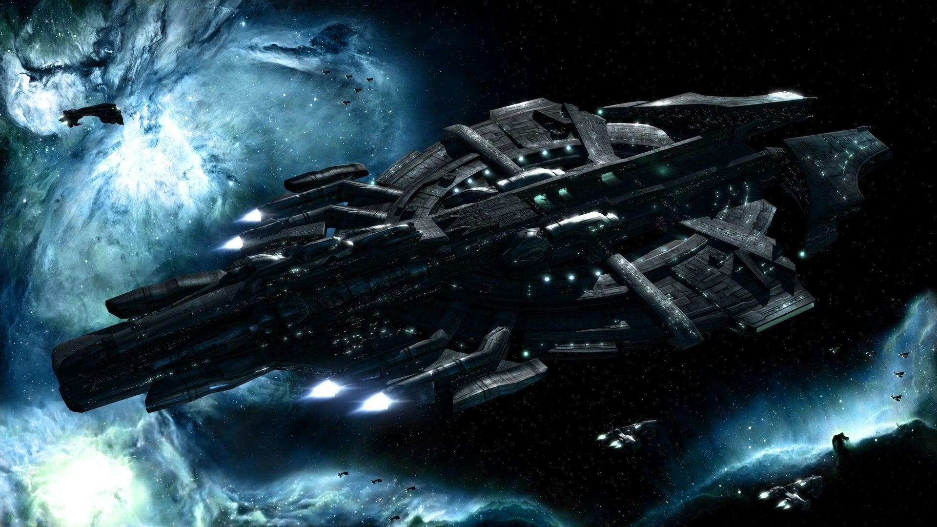 Eve Online Desktop Wallpapers HD