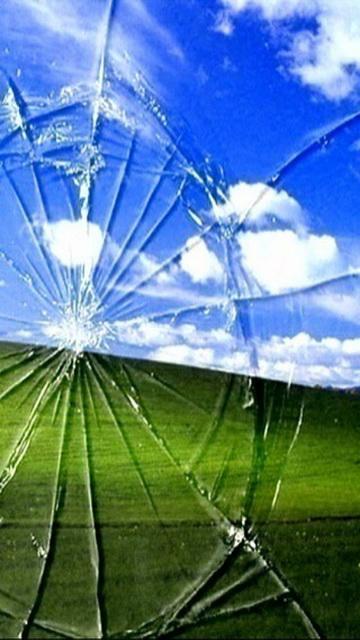 hd beautiful windows cloud and grass desktop wallpapers backgrounds 360x640