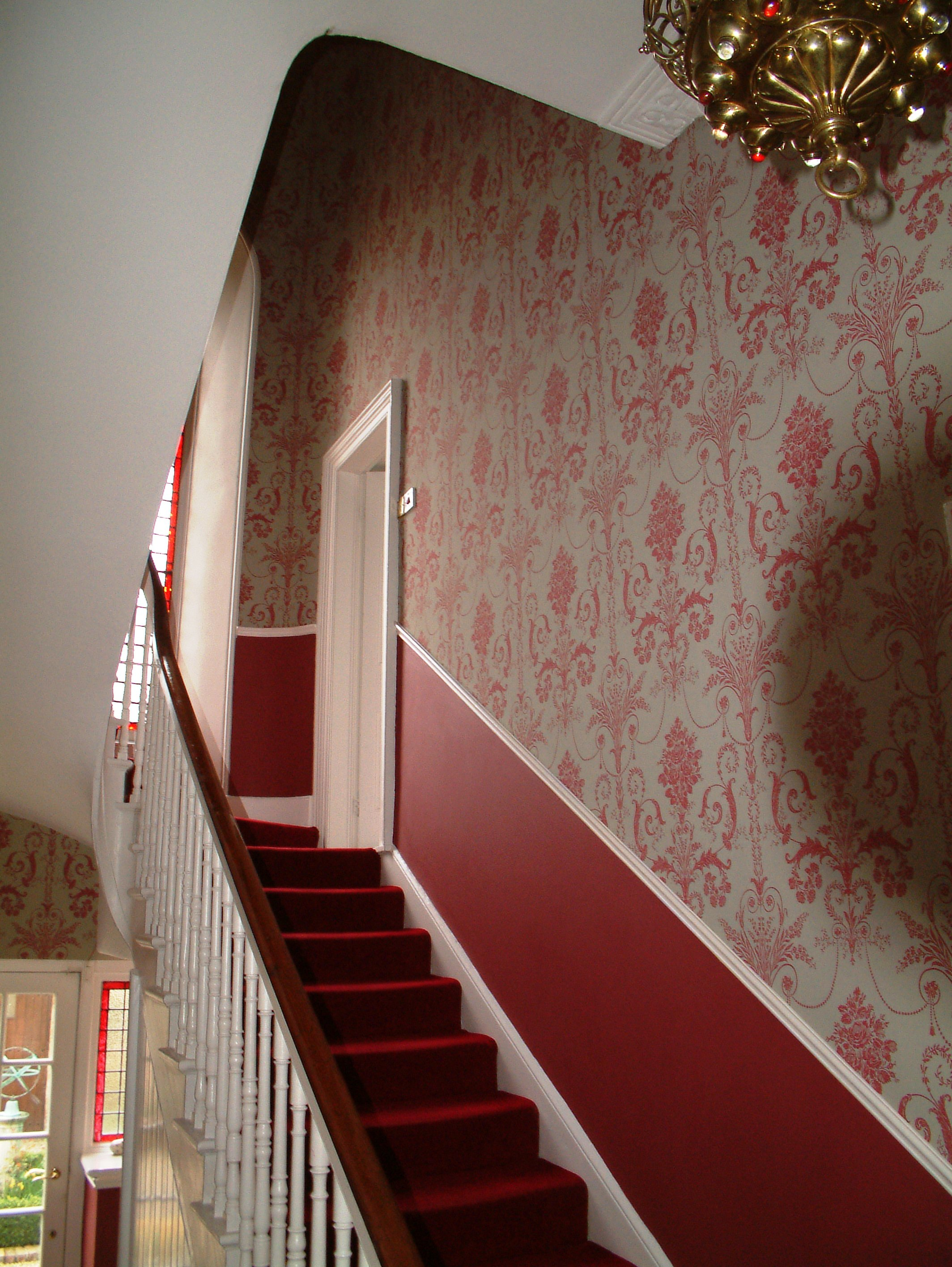 Wallpapering service in Dublin | Impressions Painting, Decorating ...