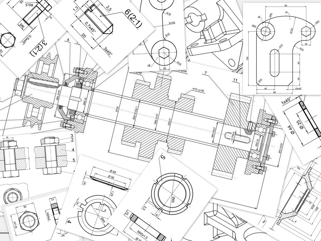 Mechanical Engineer Wallpaper Mechanical engineering by 1024x768