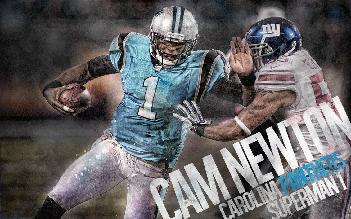 Cam Newton Carolina Panthers by 31ANDONLY 1131x707