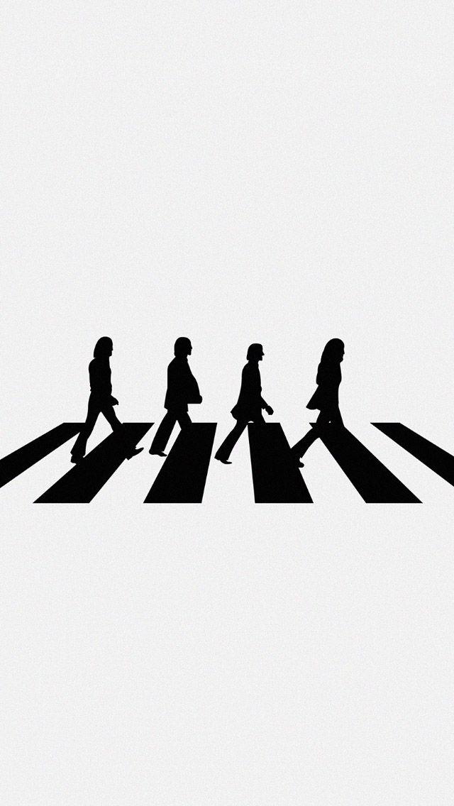 The Beatles Wallpaper iPhone  Beatles wallpaper 640x1136
