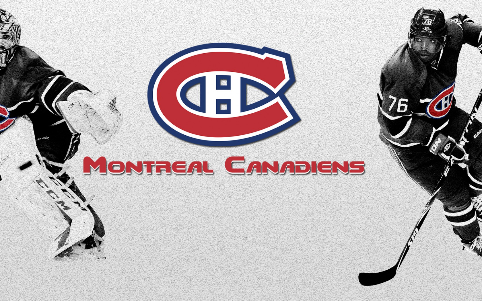 Montreal Canadiens Wallpaper   PK Subban Carey Price 1680x1050