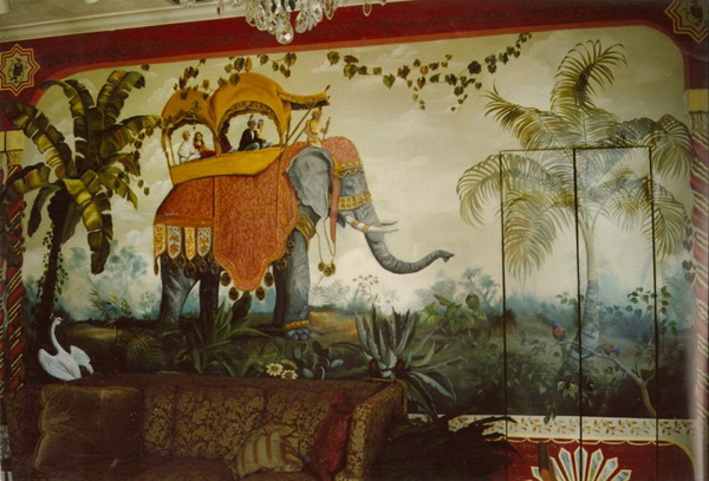 Classic art painting wall murals wall mural art for home 1440x976