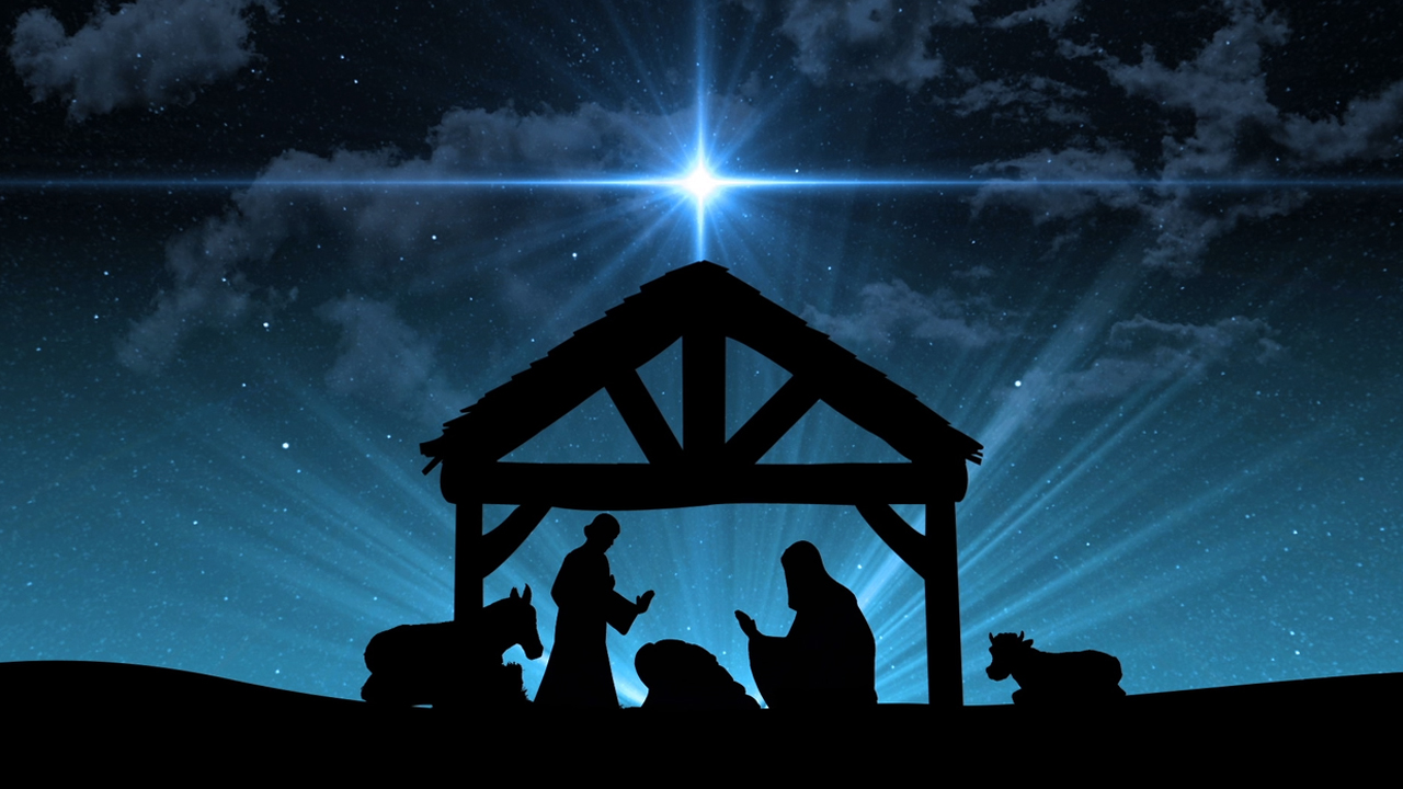 photo collection christian christmas nativity wallpaper