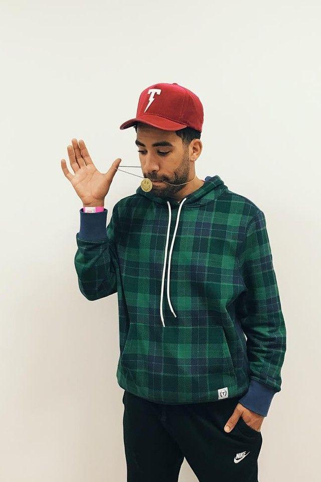 Plaid Hoodie inspo Super duper kyle Kyle rapper Kyle harvey 640x960