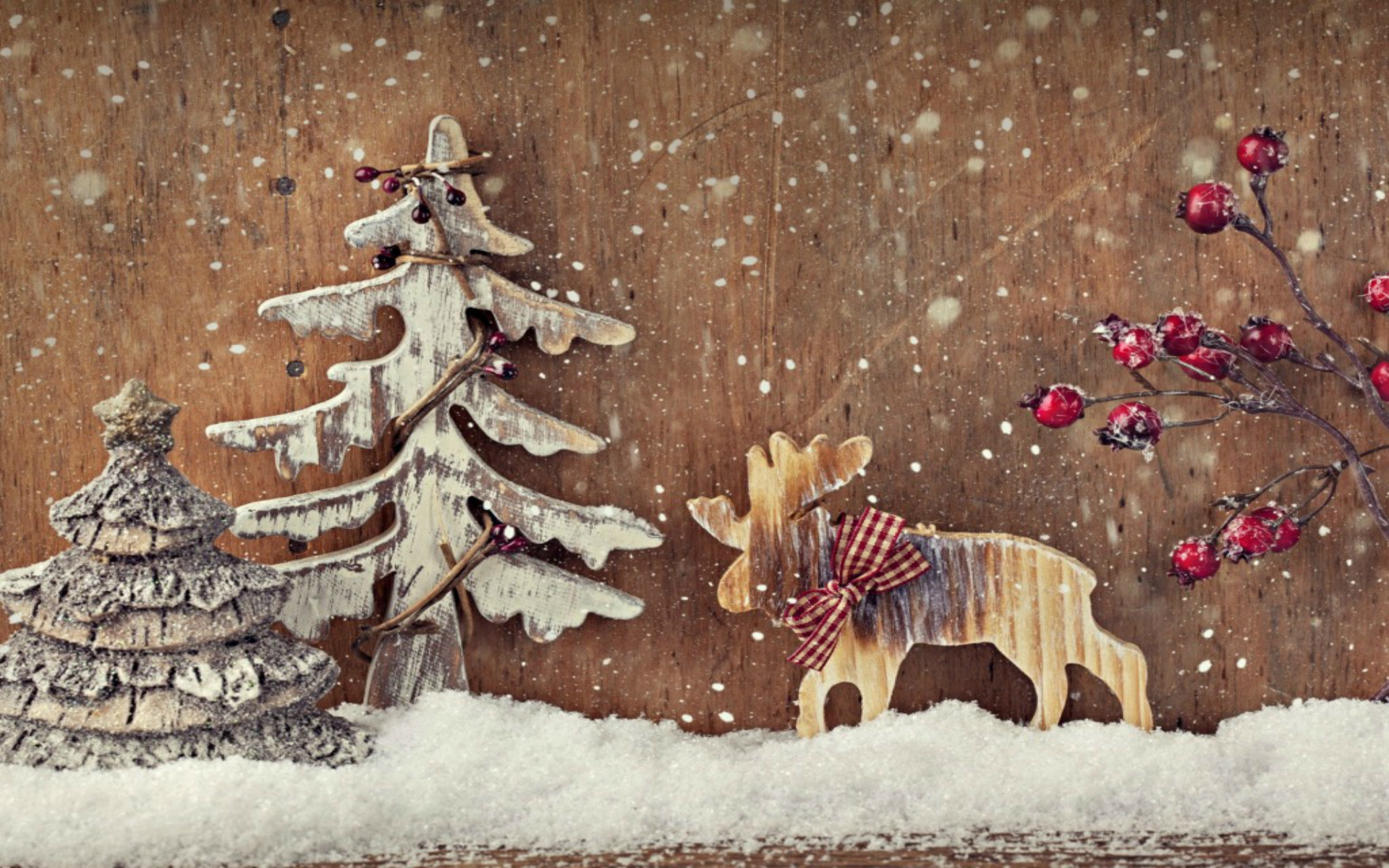 77 Christmas Desktop Wallpapers on WallpaperPlay 1920x1200