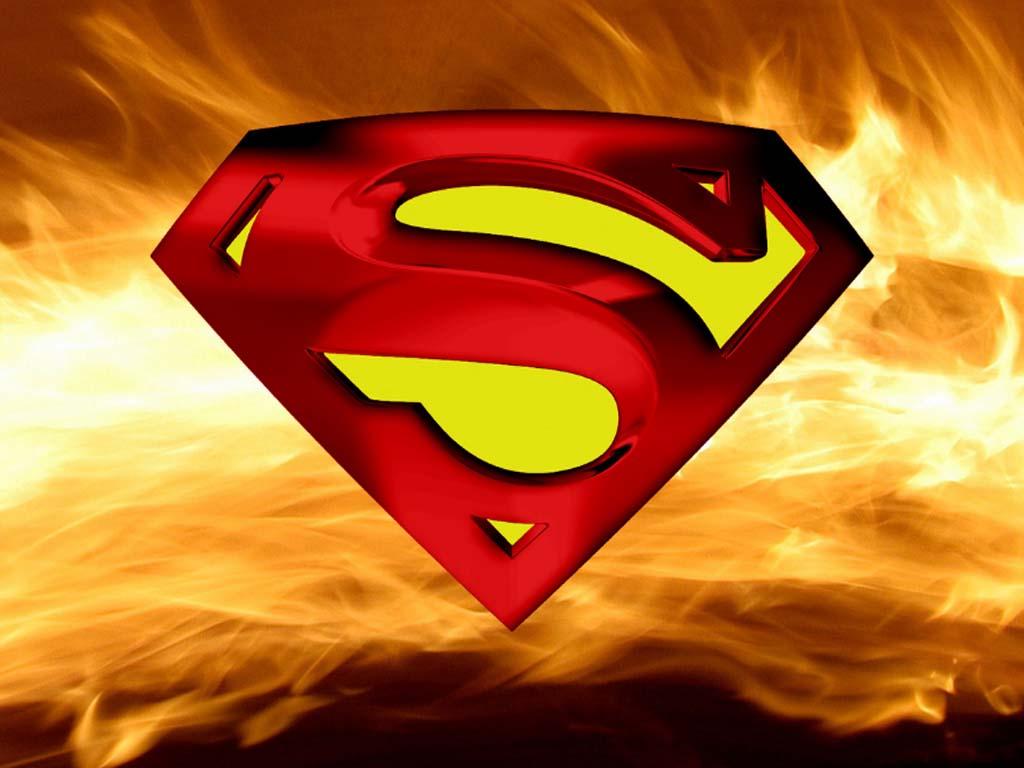 76 Superman Symbol Wallpaper On Wallpapersafari