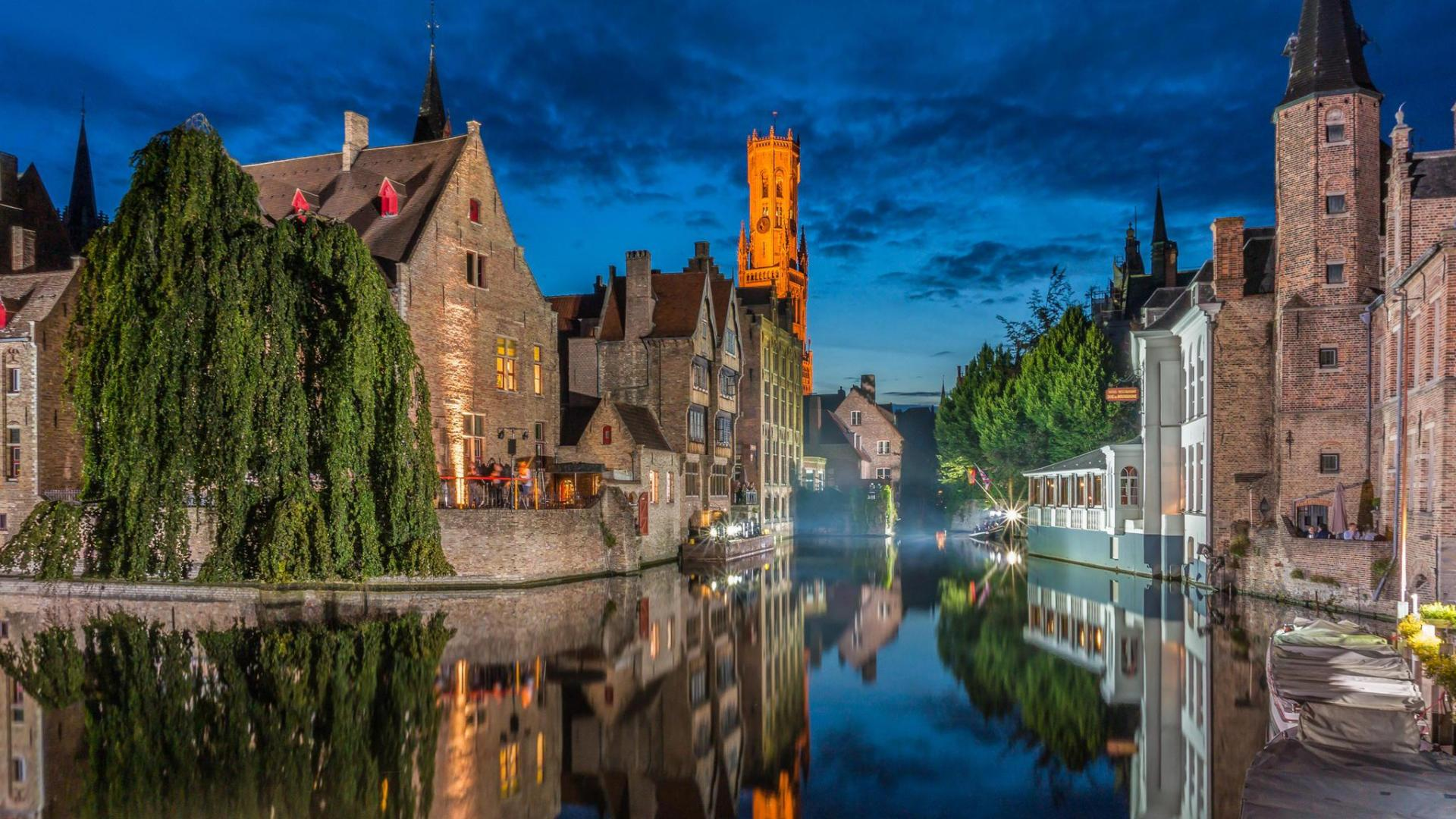Bruges Wallpapers 36 images   DodoWallpaper 1920x1080