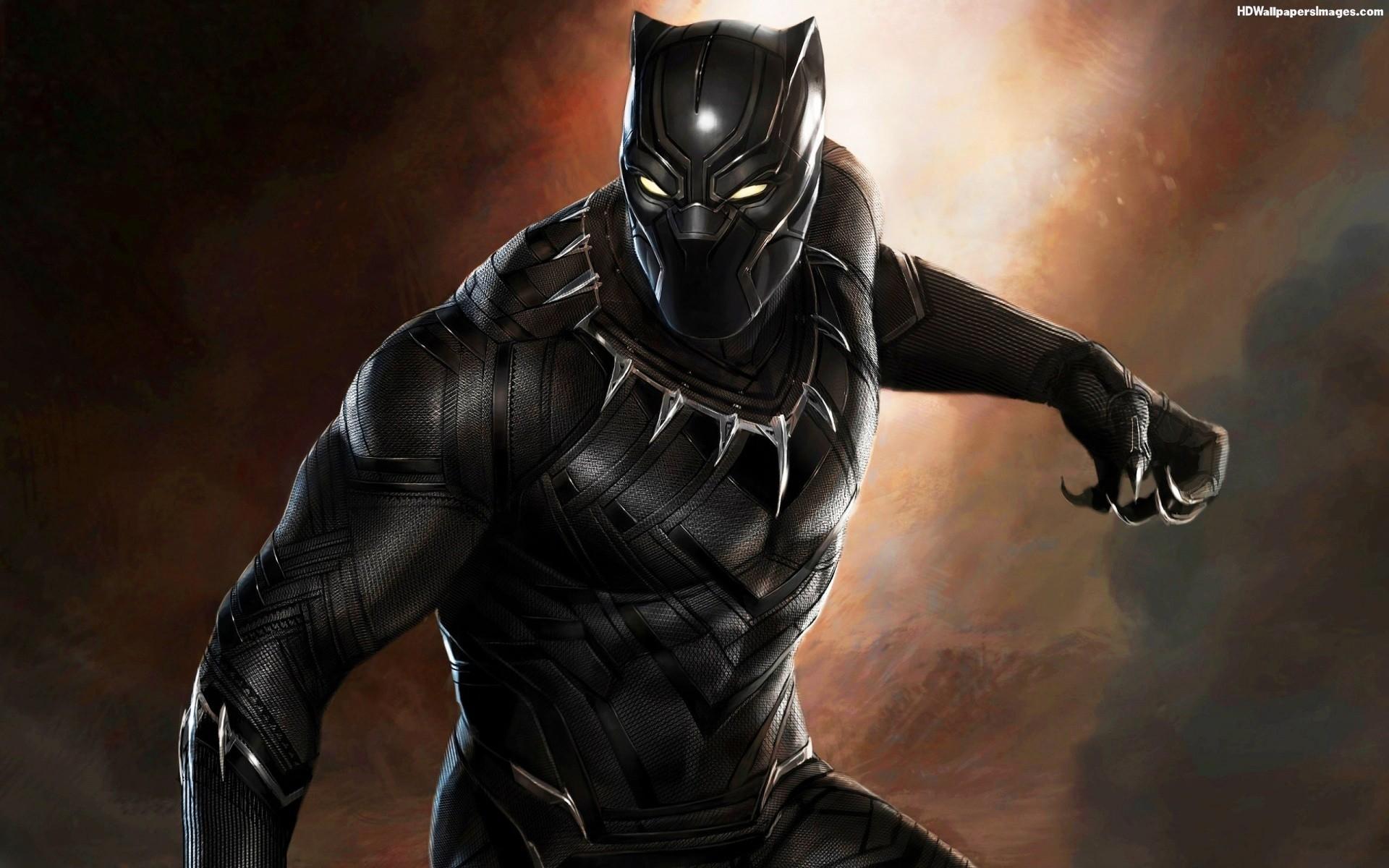 black panther hd 1920x1200