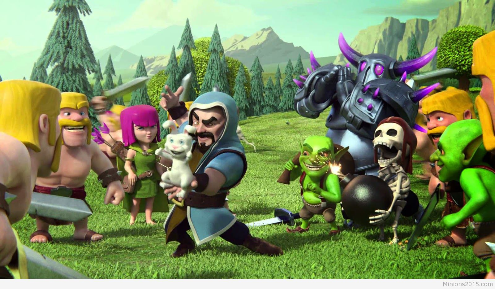 Clash Of Clans Wallpapers Images Photos Pictures Backgrounds 1600x933