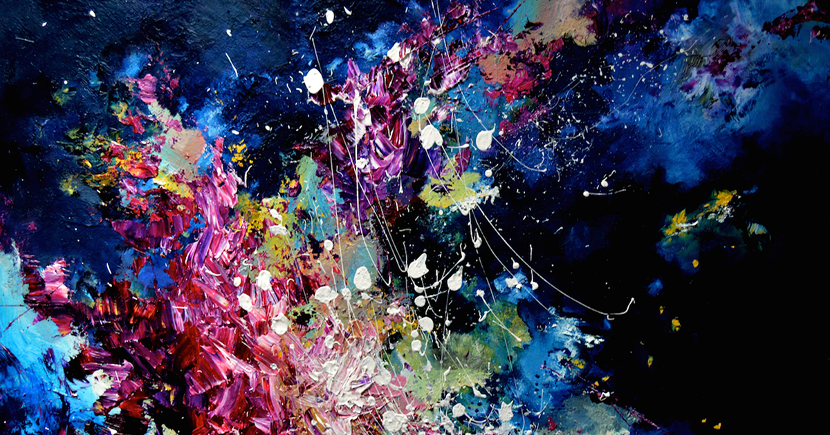 I See Music Because I Have Synesthesia So I Decided To Paint What 1200x630