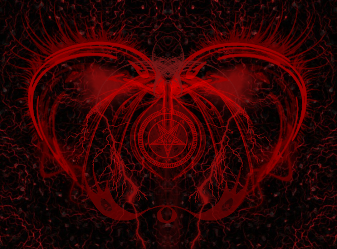 Satanic Edition 1004 Features Stunning New Icon Theme And Wallpapers 1080x800