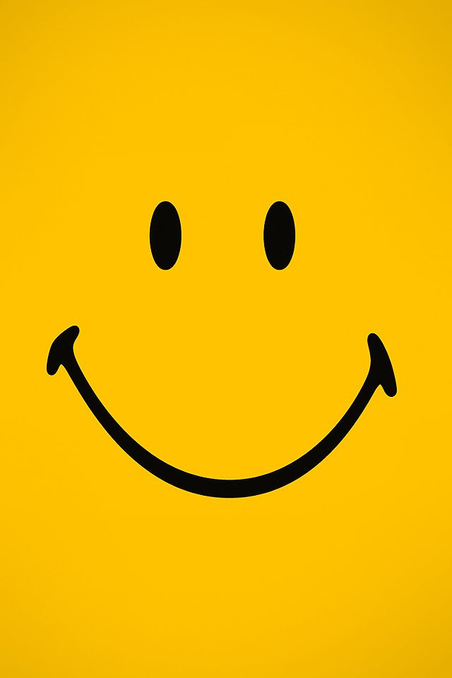 Smile More IPhone Wallpaper