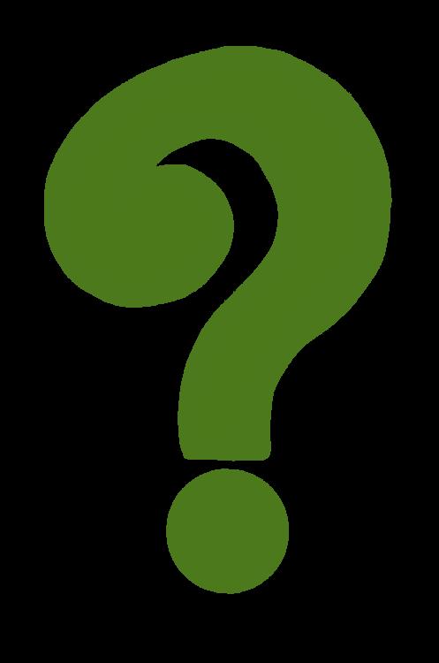Talk The Green Question Mark 497x750