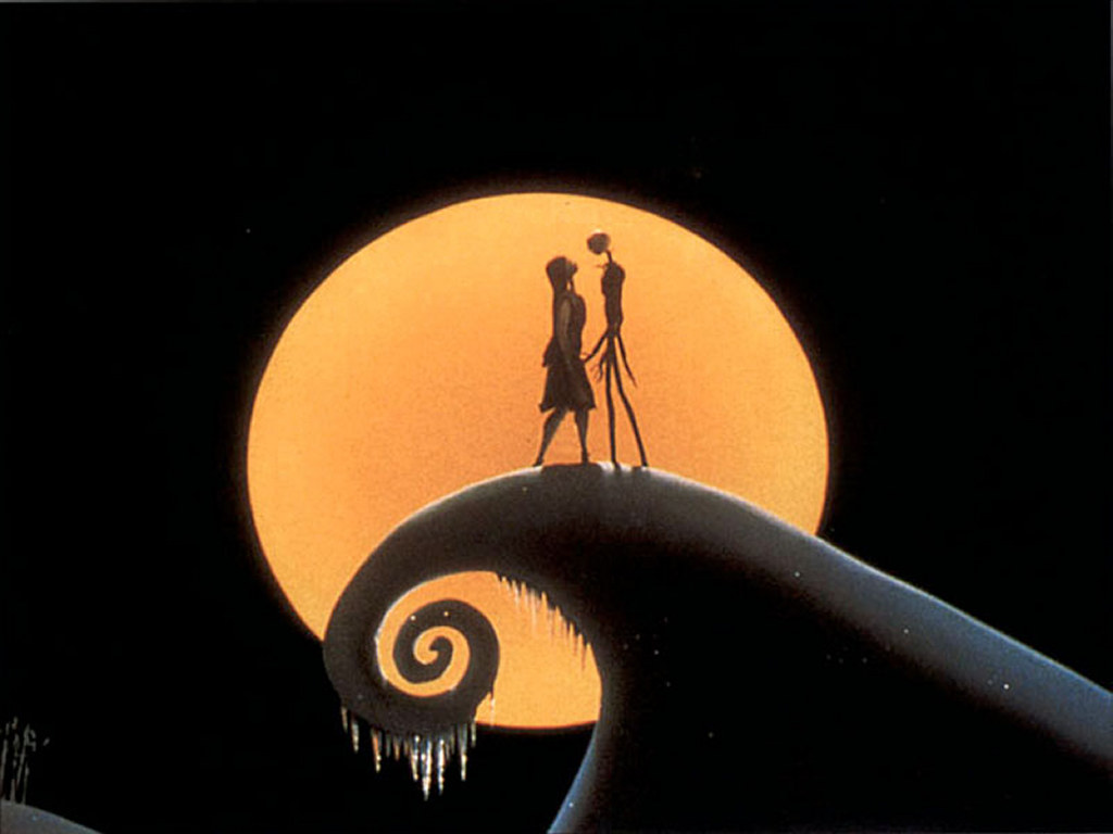 47 Hd Nightmare Before Christmas Wallpaper On Wallpapersafari