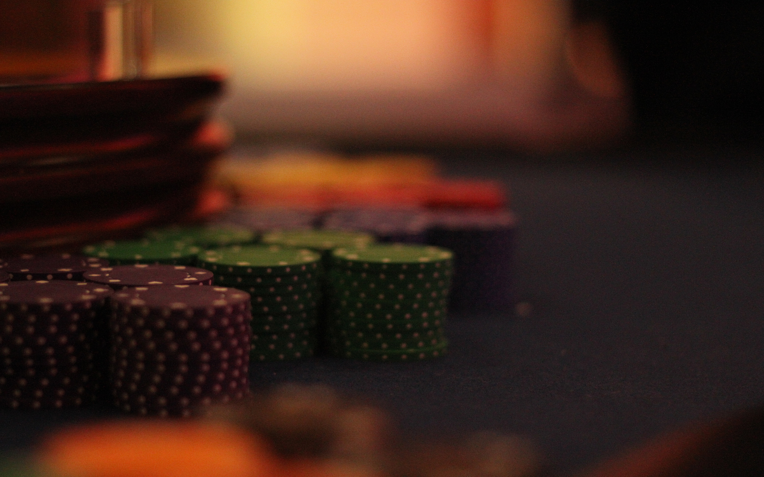 Casino Chips black casino chips photography 2560x1600