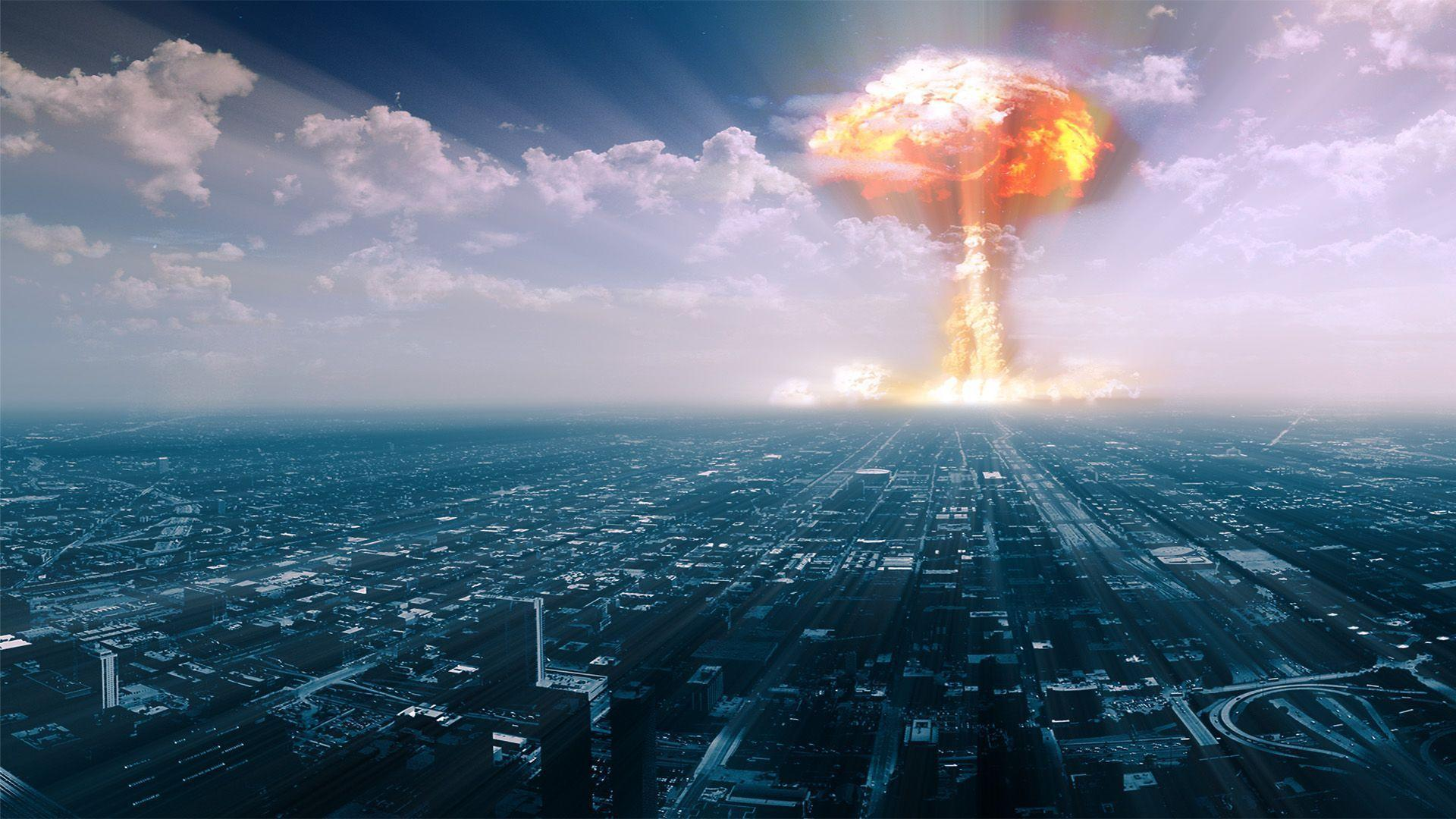 Nuke Explosion Wallpapers 1920x1080
