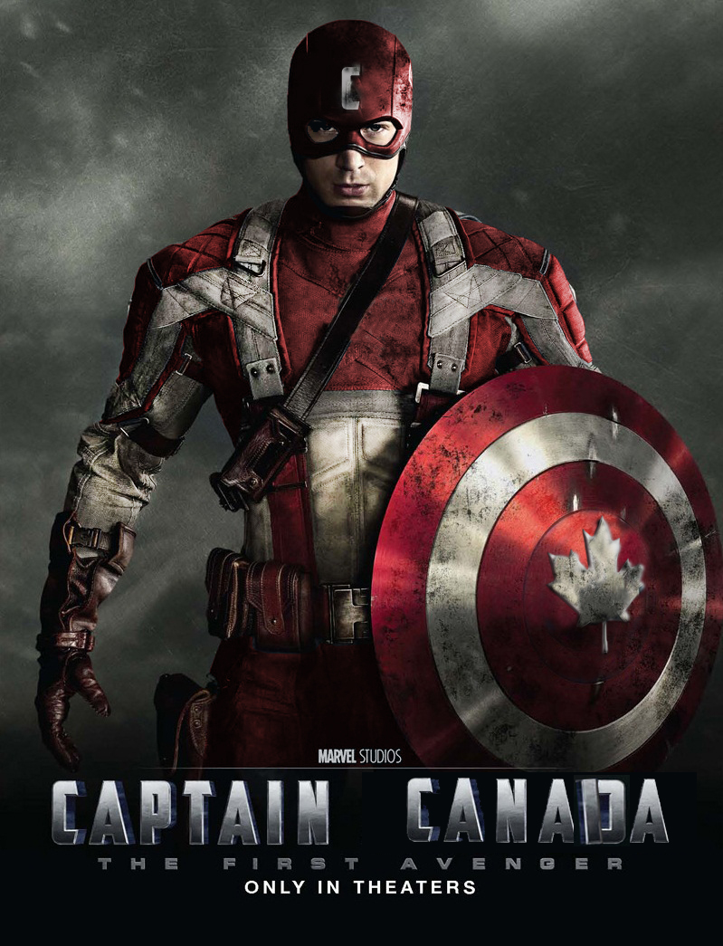 Captain Canada by InternetKnight 799x1045