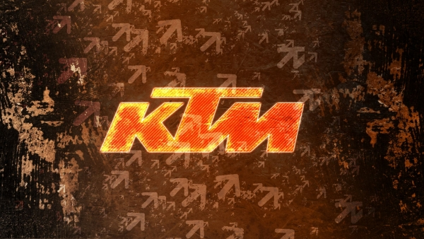 Ktm Logo Wallpaper Pictures 600x338