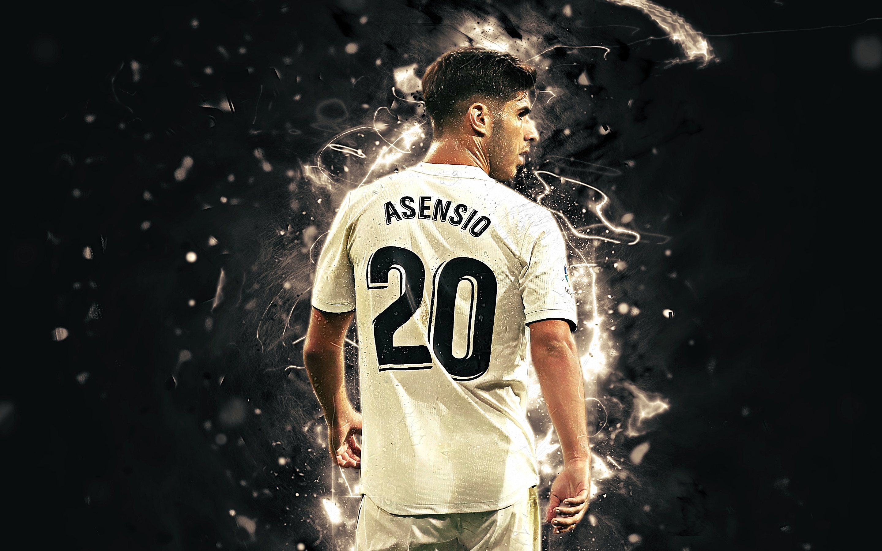 Marco Asensio Willemsen   Real Madrid HD Wallpaper Background 2880x1800