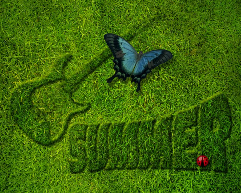 Summer Retro Desktop Wallpaper - WallpaperSafari