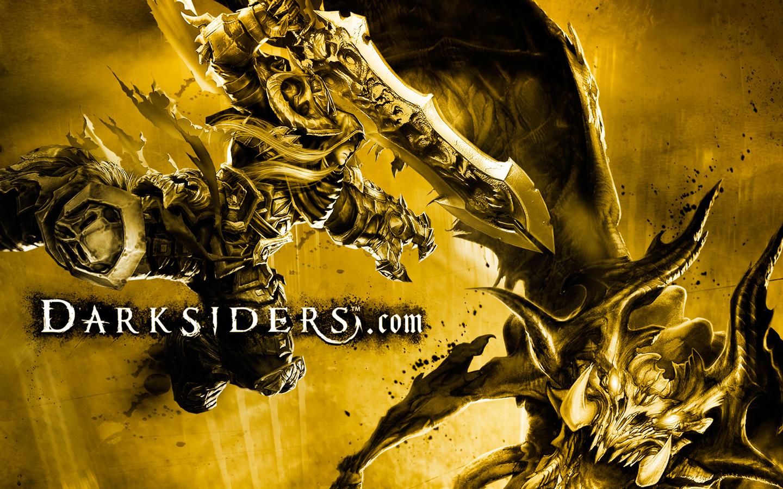 Darksiders Wallpaper in 1440x900 1440x900