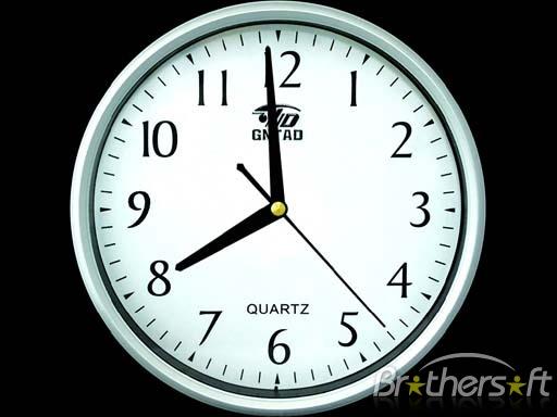 analog clock for desktop free download for windows 8