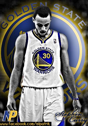 Stephen Curry by patrickchsnc2 356x512