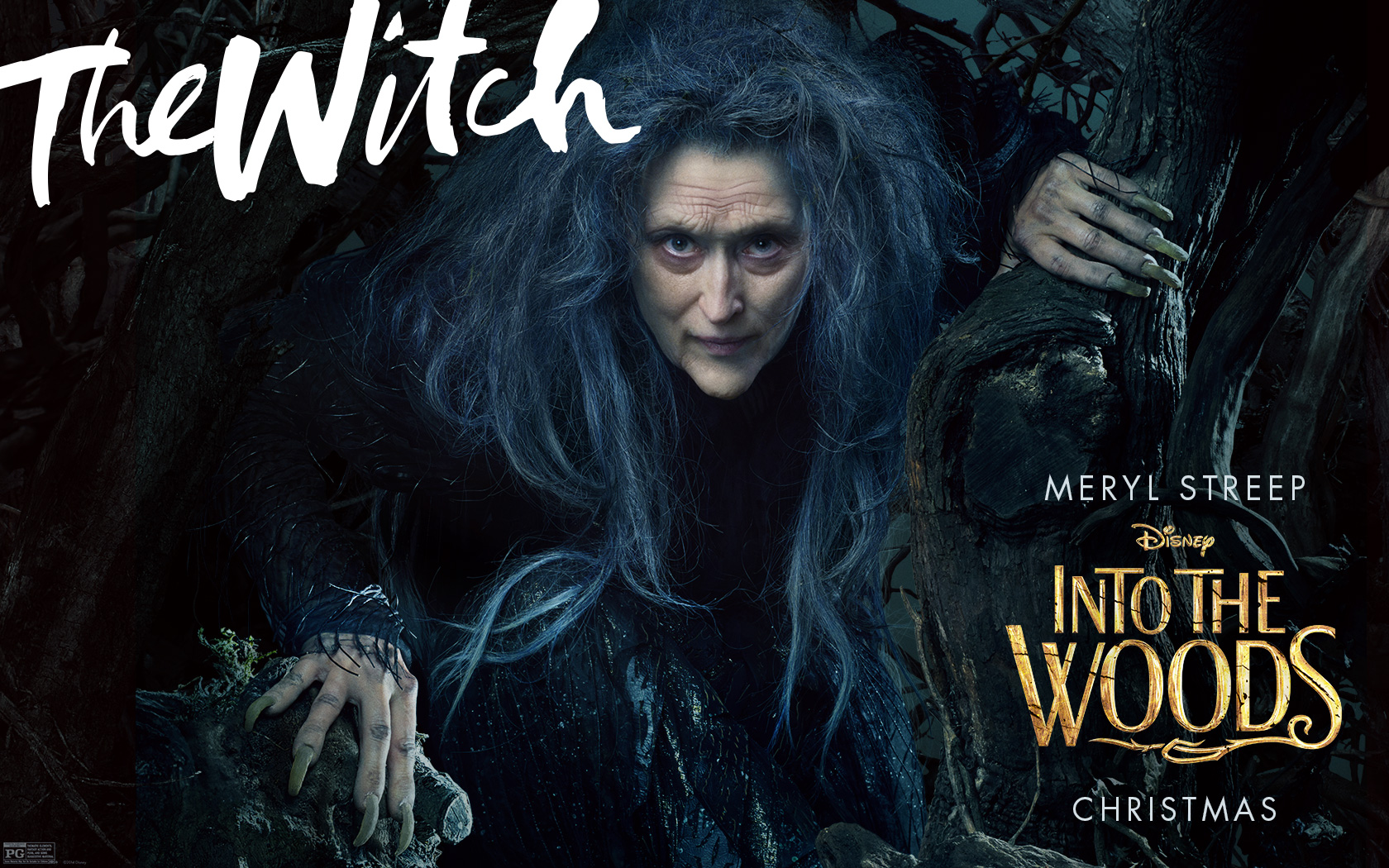 Celebrate Into The Woods With A Look Back At-playbill - HD1680×1050