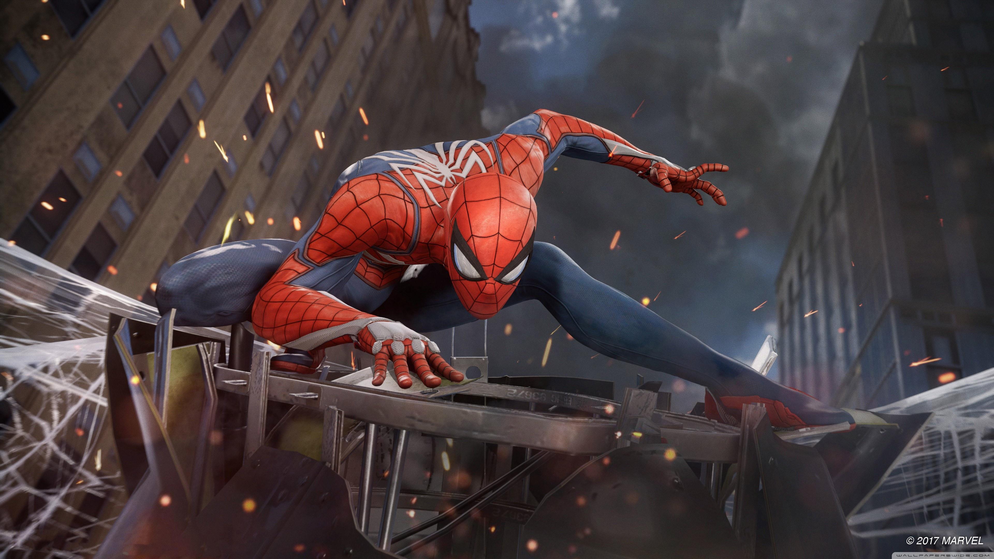 23 4k Marvel Characters Wallpapers On Wallpapersafari